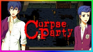 Corpse Party - I FREAKING KNEW IT! | Episode 5 of Corpse Party Playthrough
