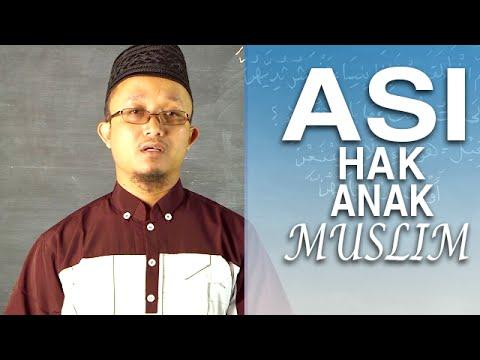 Serial Kajian Anak (40): Hak Anak Untuk Mendapatkan ASI - Ustadz Aris Munandar