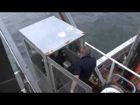 INIS Hydro: gathering marine mapping baseline data