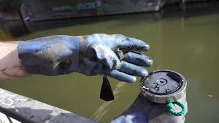 River Treasure ■ Safe with money inside! ■ MagnetFishing in Germany