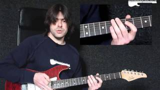 """Black Country"" by Black Country Communion - Guitar Lesson w/TAB - MasterThatRiff! 64"