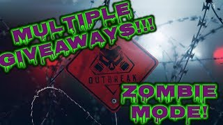 ZOMBIELAND: THE GAME! (RAINBOW SIX SIEGE ZOMBIES): GIVEAWAYS!!! (Part 1)