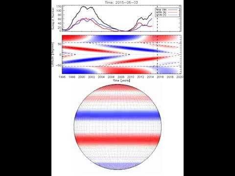 Solar Cycle: Magnetized March to Equator