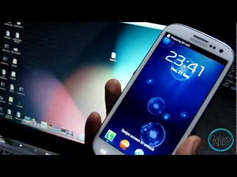 [How to ]Root & Flash CWM para Galaxy S3 i9300 [Icre Cream sandwich] (Español Mx)