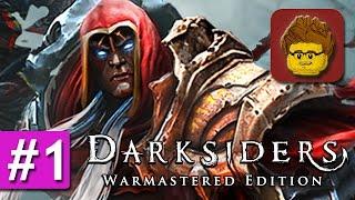 Darksiders: Warmastered Edition - #1 - Let's Play Darksiders HD auf PS4 Pro - Gameplay - German