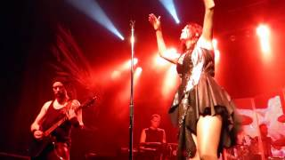 Within Temptation - Covered By Roses [Live] - 9.30.2014 - Minneapolis, MN - FRONT ROW