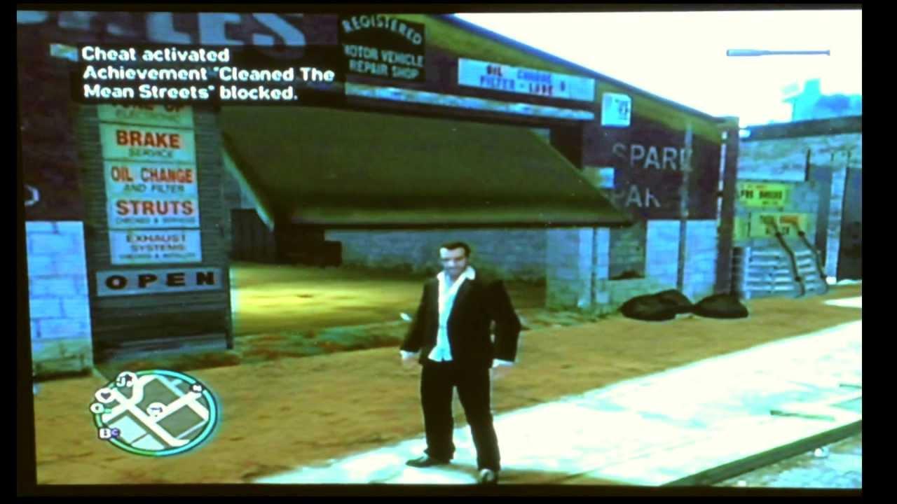 Зачем нужна иконка гаража в GTA 4 - YouTube: youtube.com/watch?v=tlyf-pravgy