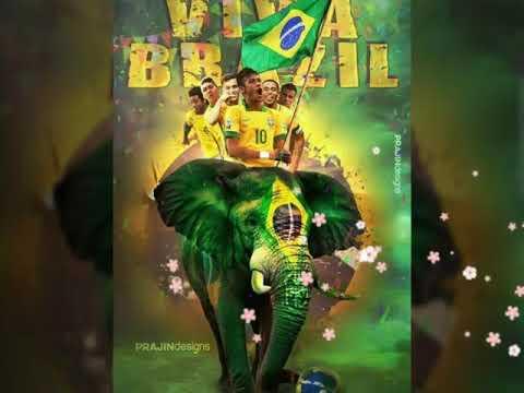 Brazil ---- la la la la la worldcup song