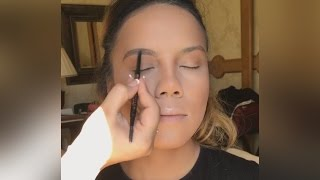 Goar Avetisyan: Step by Step Makeup Tutorial