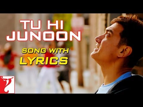 Lyrical: Tu Hi Junoon Song With Lyrics | DHOOM:3 | Aamir Khan | Katrina Kaif | Kausar Munir