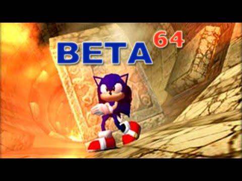 Beta64 - Sonic Adventure