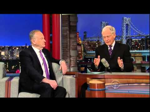 Propaganda video Bill O Reilly Letterman 2014 03 14 HQ