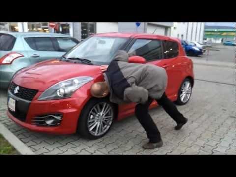 Prezentácia Suzuki Swift Sport Autoideal Bratislava