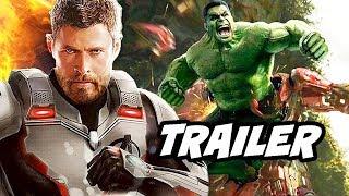 Avengers Endgame Trailer - TOP 10 Questions and New Avengers Armor Breakdown