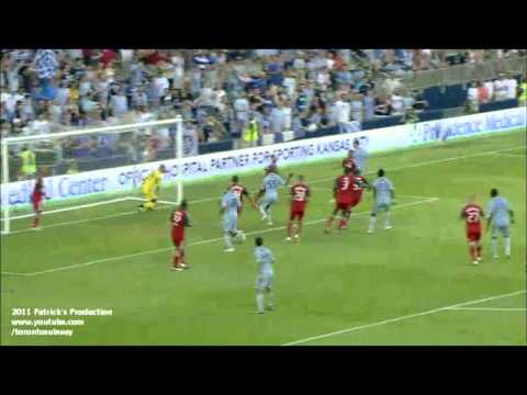 Toronto FC vs. Sporting Kansas City (July 23 2011)