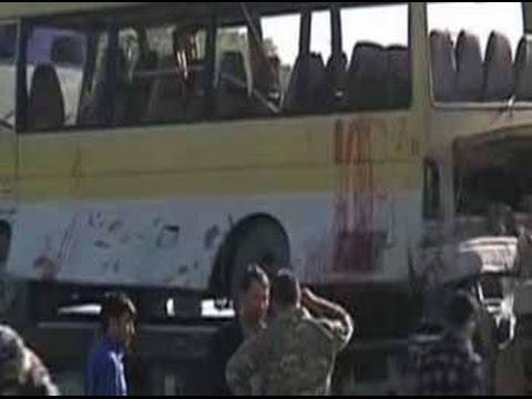Minibus blast in Afghan capital Kabul kills many: Police