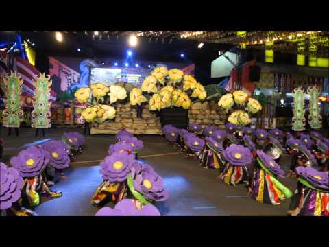 Aliwan Fiesta 2013: Zamboanga Hermosa Festival, Zamboanga City (hd) video