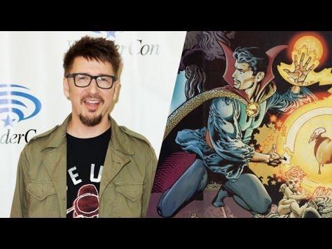 Scott Derrickson To Helm Marvel's DOCTOR STRANGE - AMC Movie News