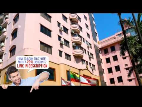 Queen's Park Hotel, Yangon, Myanmar, HD Review