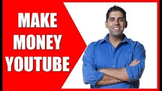 How To Make Money On YouTube As A Beginner Step By Step