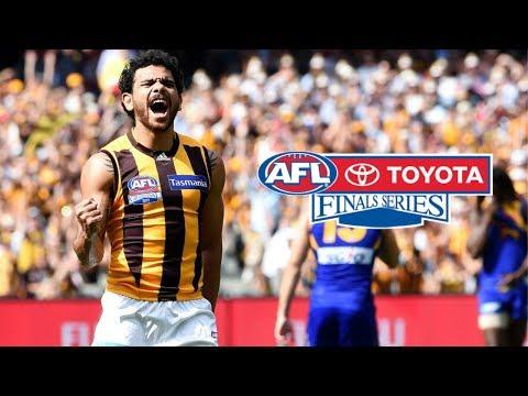 Final Moments (AFL GRAND FINAL) 2000-2016
