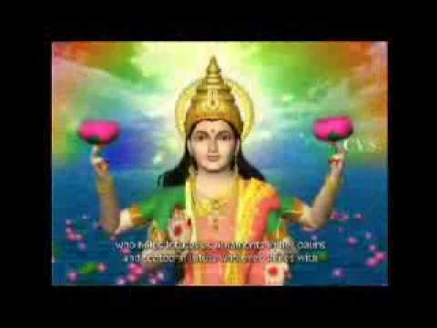 Sri Mahalakshmi Stotram Mantra & Slokas video