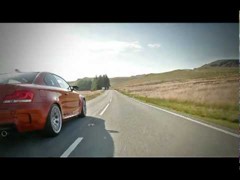 BMW 1-Series M Coupe, промо