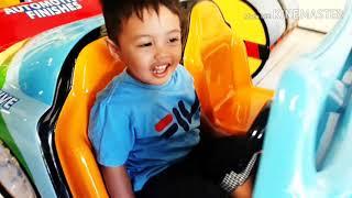 Wahana permainan anak (kids&fund)