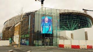 Spurs New Stadium - White Hart Lane - 6th December 2018