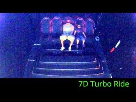 7D Turbo Ride at Palisades Center Mall 360