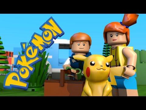 LEGO POKEMON - PICNIC