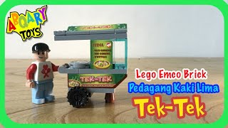 Nasi Goreng Kaki Lima - Lego Toy