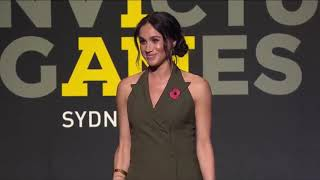 Meghan and Harry's full Invictus Games closing ceremony speeches