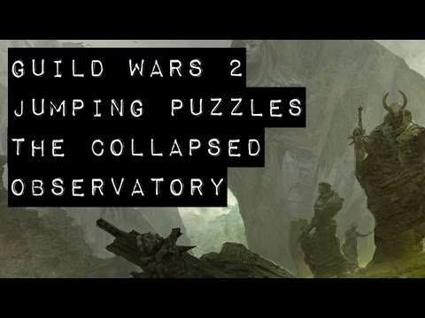 Guild Wars 2 Puzzle Achievements - The Collapsed Observatory