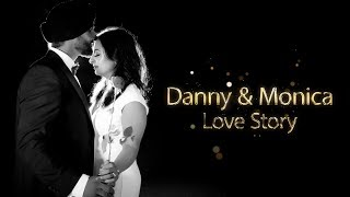 Danny & Monica I Amazing Pre Wedding Shoot I Jalf Video Production I Akhar I Perfect I Jinne Saah