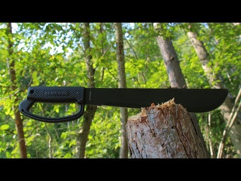 NEW! Schrade Extreme Survival Machete - SCMACH18 - Best Machete. Parang. Bolo