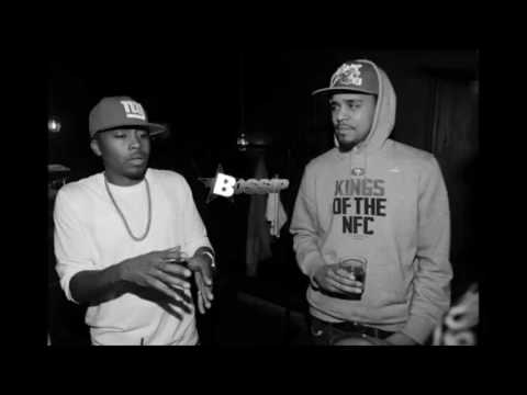 J Cole X Nas Type Beat  Oh Lord