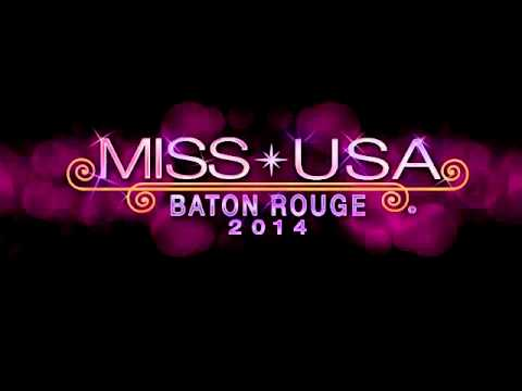 Miss USA 2014 Evening Gown Competition Background Music