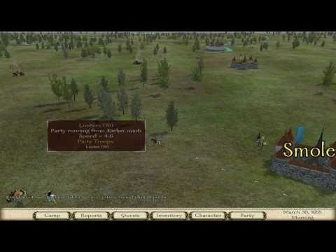 Mount & Blade with Fire and Sword - Starter guide. tips and follow up review.