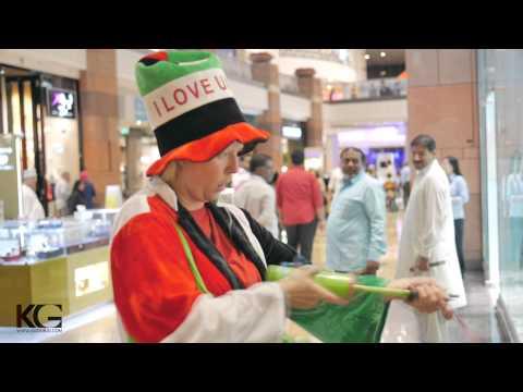 KG Production & Events FZ LLC - Dubai Festival City Mall - UAE 43 National Day Celebrations