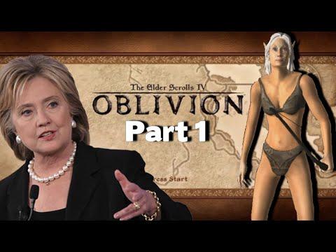 Hilary the Wood Elf | Oblivion Pt 1