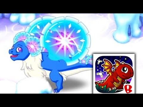 How to Get Snowflake Dragon 100% Real! DragonVale! [Christmas Dragon]