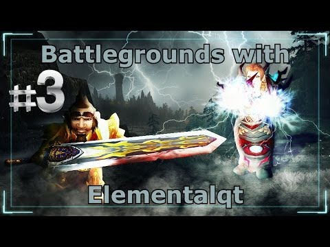 Swifty Battlegrounds Fun with Elementalqt part 3