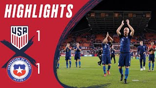 MNT vs. Chile: Highlights - March 26, 2019