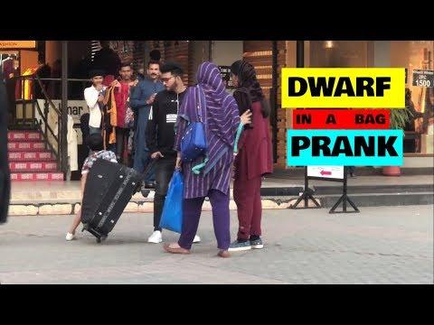 DWARF IN A BAG PRANK|1st TIME  PRANK IN PAKISTAN| Super Boy Pranks|INDIA|USA|UK|BD|KSA|UAE| thumbnail
