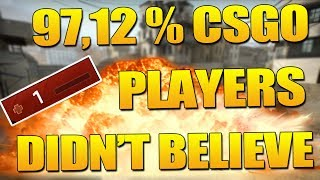 97,12% OF CSGO PLAYERS DID NOT BELIEVE IN THESE CLUTCHES (LOW HP CLUTCHES)