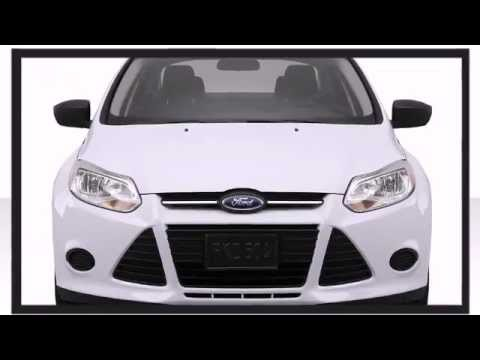 2012 Ford Focus Video