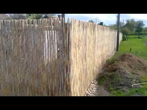 Плетеный забор своими руками: фото плетеных заборов Дом Мечты