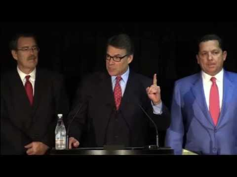Governor Perry: Court Ruling Imposes 'Chilling Effect on Free Speech'