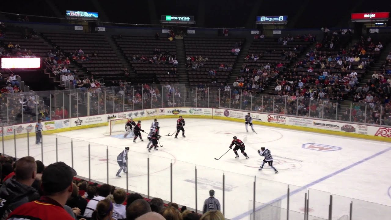 Cincinnati Cyclones Wallpaper Cincinnati Cyclones vs